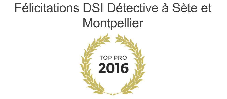 DSI -Détective à Sète et Montpellier